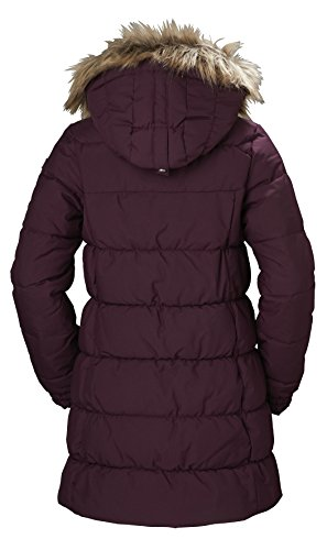 rose Femme Helly Blume sauvage Hansen Parka Puffy wXIgqH