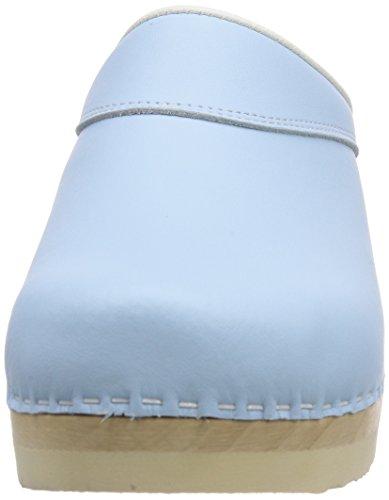 Gevavi4010 blauw Azul BIGH CLOG Blau Mujer Flexibler Zuecos 14 blau fwSTqfx8