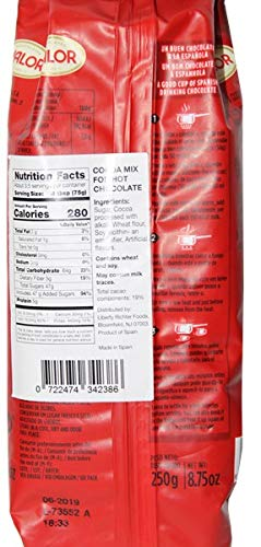 Valor Cao a la Taza Valor Chocolate Powder Pack of 3