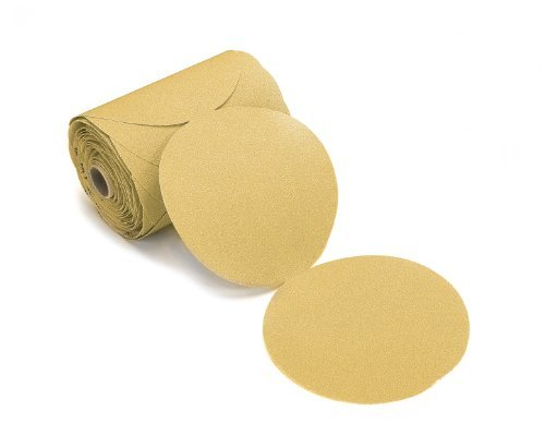 Price comparison product image Mirka 23-342-320 Bulldog Gold 6-Inch PSA Linkrol Disc with 320 Grit by Mirka