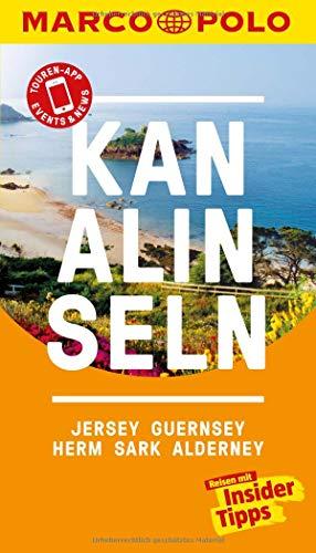 MARCO POLO Reiseführer Kanalinseln, Jersey, Guernsey, Herm, Sark, Alderney: Reisen mit Insider-Tipps. Inklusive kostenloser Touren-App & Update-Service