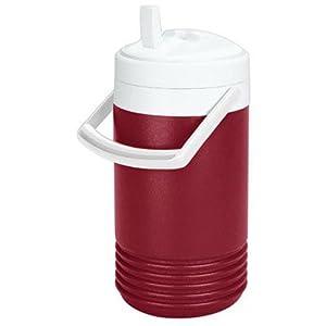 Igloo Legend Beverage Cooler (Red, 0.5-Gallon)