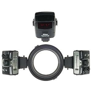 Nikon R1C1 Wireless Close-Up Speedlight Kit for Nikon Digital SLR Cameras International Version (No warranty)