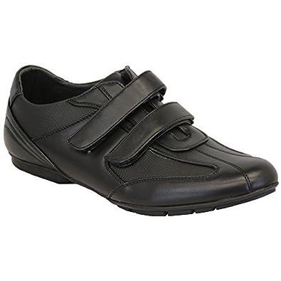 Herren Stilvolle Schuhe - schwarz - 70385, UK 10/EU 44