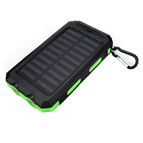 ukcoco-universal-waterproof-8000mah-solar-power-bank-dual-usb-ports-portable-charger-with-compass-led-lighting-for-phone-green