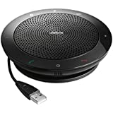 Jabra Speak 510 UC USB/Bluetooth Portable Audio Conferencing Speakerphone - Retail Pack for Offices