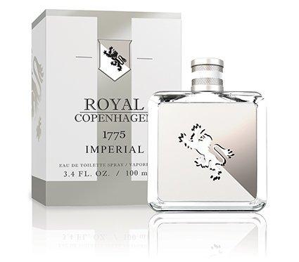 Cypress Juniper Eau De Toilette - 1775 Imperial For Men 3.4 oz EDT Spray By Royal Copenhagen   Cologne