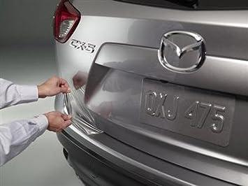 Mazda CX-5 SKYACTIV parachoques trasero protector de película: Amazon.es: Coche y moto