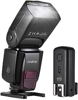 Andoer ad560 IV 2,4 G inalámbrico universal cámara esclavo ...