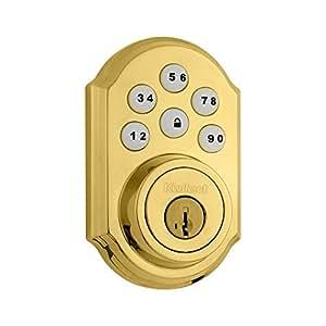 Kwikset smartcode clave de deadbolt con smart electr nica - Electronica del hogar ...