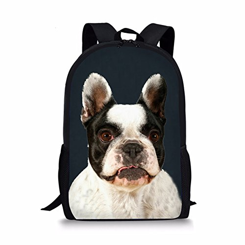 Nopersonality Preppy Style Child Backpack with Side Water Bottle Pocket - Style Hipster Preppy