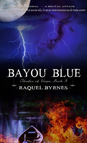 book cover of Bayou Blue