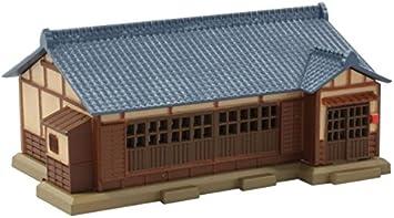 galga Z S026-2 casas de techo de tejas (azul marino): Amazon.es ...