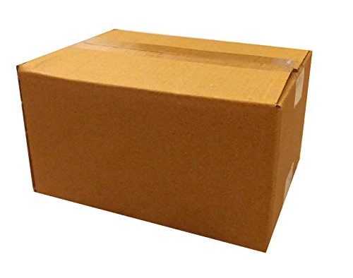 Printonlinestore Corrugated Box (18 Inches * 12 Inches * 12 Inches)- 3 Ply Pack Of 5 Boxes