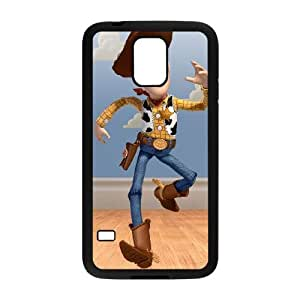 Samsung Galaxy S5 Cell Phone Case Black Disneys Toy Story 001 WON6189218020179