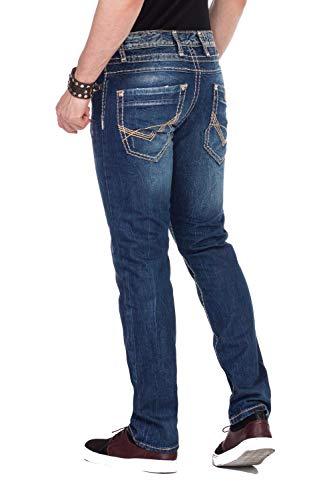 Blu Cipo Jeans amp; Uomo Baxx wwrIZ6WqS