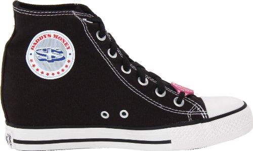 Skechers Sport Dames Gimme-melk Geld Mode Sneaker Zwart
