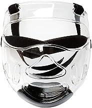 Boxing Helmet Guard Clear Face Guard Detachable High Impact Resistant Protective Helmet