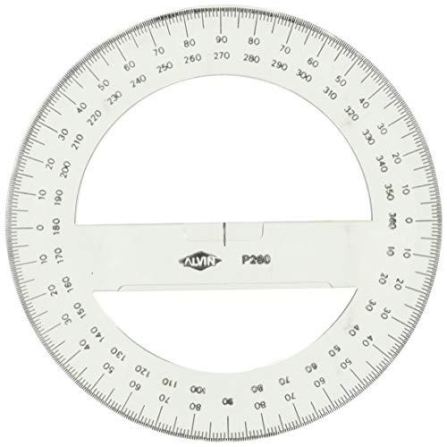 Alvin P260 6 inch Circular Protractor