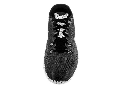 Free Nke Gry 5 Noir Mtllc Tr Chaussures Wmns blanc Prt cl Fit Femmes 5 De Nike 0 Slvr Gymnastique black xHtfqww1
