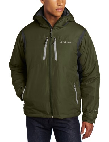 UPC 886535738942, Columbia Men's Big Antimony Iii Jacket, Surplus Green, 3X