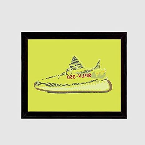 Yeezy 350 Boost v2 Semi Frozen Yellow