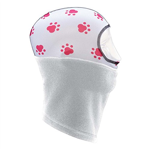 Seirus Innovation Thick N Thin Headliner,Paws, One Size Thin Headliner