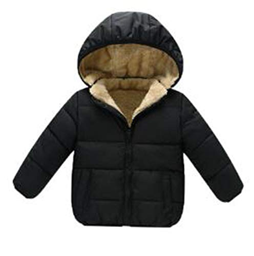 Baby Boys Jackets Girls Cotton Snowsuit Coats Thicken Warm Velvet Parkas Kids Boy Jackets ()
