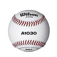 Béisbol Wilson A 1030, paquete de 12