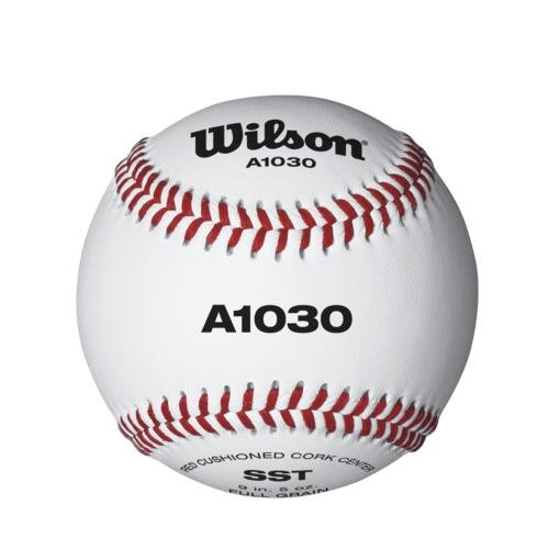 Wilson Official League Baseball Weiß 9 Zoll WTA1030B WIMX4|#WILSON