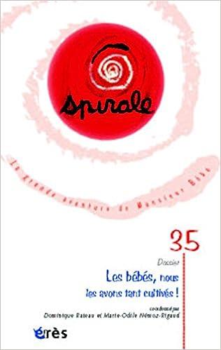 Livre gratuits en ligne Spirale, N° 35 : La grande aventure de Monsieur Bébé epub, pdf