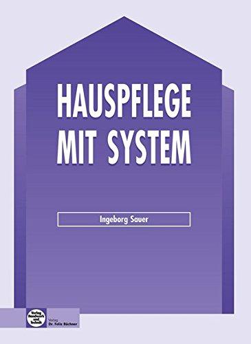 Hauspflege mit System, Lehrbuch