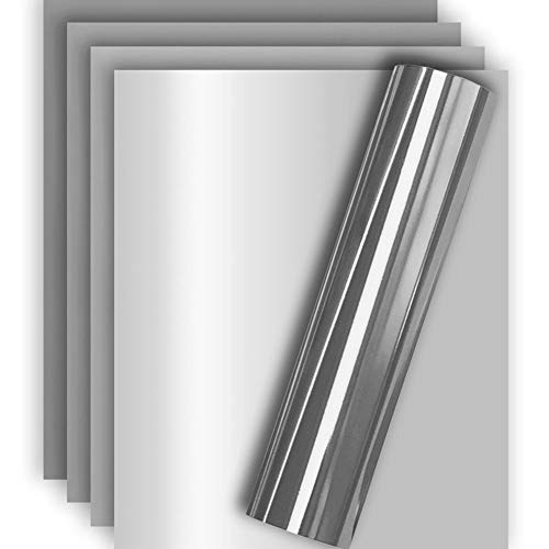 Best metallic vinyl sheets chrome for 2020