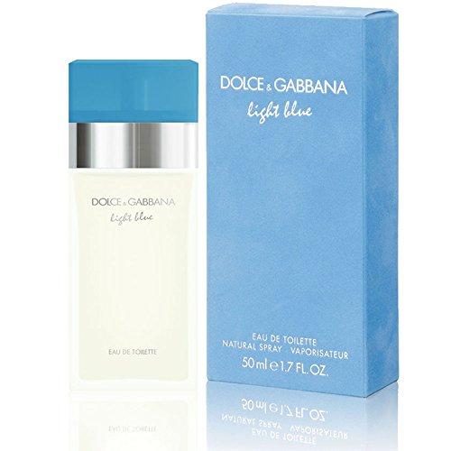 Dolcé & Gabbaná Líght BIué For Women Eau de Toilette 1.7 oz / - Dolci Gabana