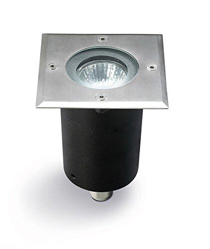 Negozio 2018 Leds Leds Leds C4 lampada da pavimento Gea IP67   55 – 9281 ca 37  la vostra soddisfazione è il nostro obiettivo