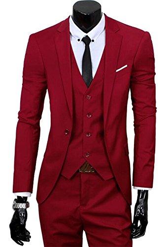 benibos-mens-slim-fit-suit-blazer-jacket-tux-vest-pants-3-pieces-suit-set-xs-red