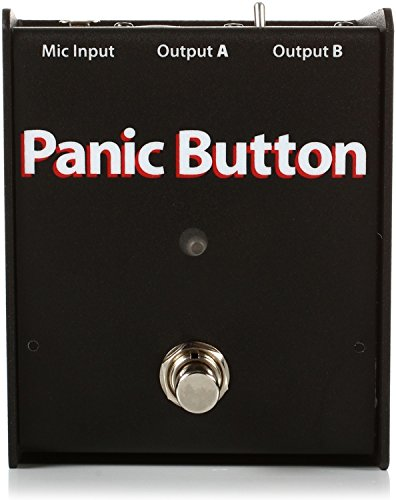 Pro Co Sound CDPB Panic Button Microphone Routing Box by Pro Co Sound