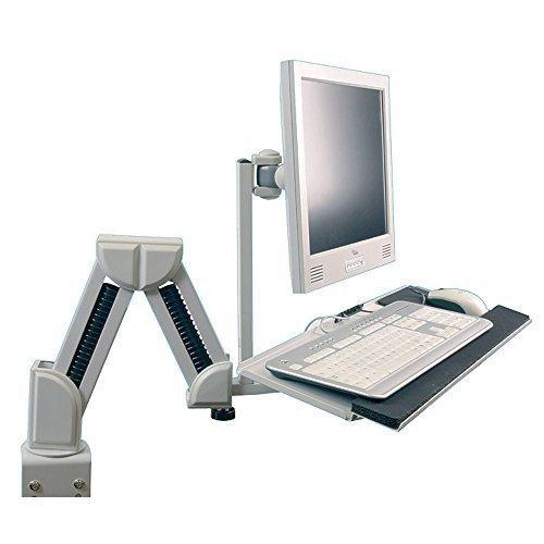 Monitor ARM + Keyboard Tray ARM