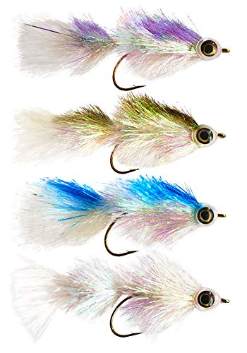 large trout streamers - 3
