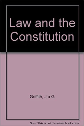 Law and the Constitution