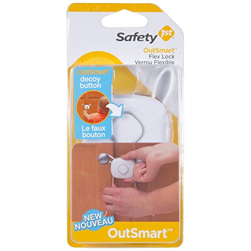 Safety 1st OutSmart Flex Lock, White