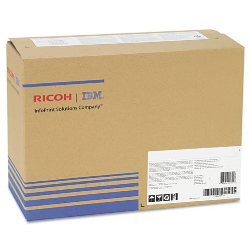 Ricoh 406663 Photoconductor Unit, 50,000 Page-Yield, Colo...