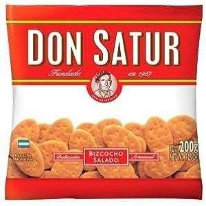 Don Satur- Bizcochos 200grs 2 Pack