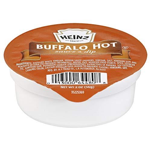 Heinz Buffalo Hot Sauce, 2 oz. pack, Pack of ()