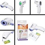 HTD8808 Forehead Thermometer and Ear Thermometer