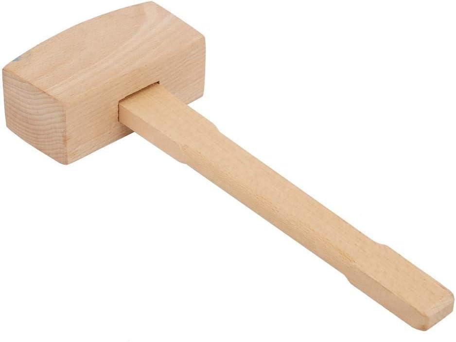 L Professionelle Holzbearbeitung Holzhammer Holzklopfen Holzwerkzeug f/ür Tischler