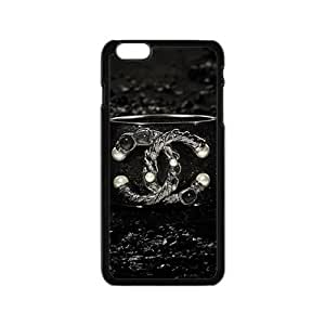 Happy Famous brand logo Chanel design fashion cell phone case for iPhone 6