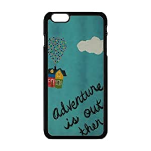 Happy Adventure is Out There Cell Phone Case for Iphone 6 Plus