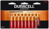 Duracell Quantum AA Alkaline Batteries - Long