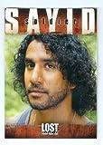 Lost trading card 2006 Inkworks Season two #62 Sayid Jarrah is Naveen Andrews